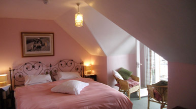The Harbour Suite at South Quay Bed & Breakfast Padstow